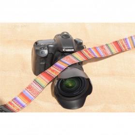 Strap Kamera DSLR Vintage Model 3 - Q8Q24 - Red - 2