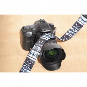 Strap Kamera DSLR Vintage Model 4 - Q8Q24 - Black - 2