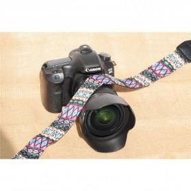 Strap Kamera DSLR Vintage Model 5 - Q8Q24 - Pink - 2