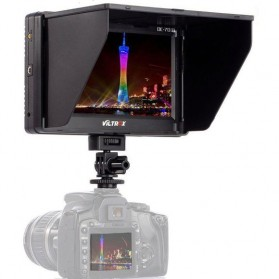 Viltrox Clip On LCD Monitor for DSLR - DC-70 II - Black