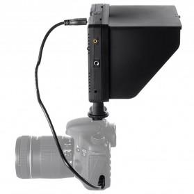Viltrox Clip On LCD Monitor for DSLR - DC-70 II - Black - 2