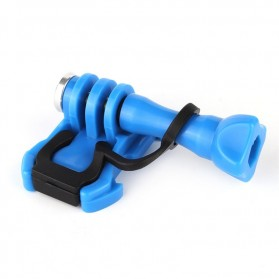 Silicone Rubber Lock for GoPro Mount Adapter 5 PCS - Black - 2