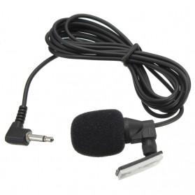 Mini Stereo Microphone 3.5mm - DZ0289 - Black