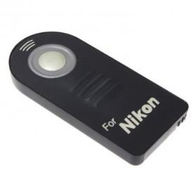 Wireless IR Camera Remote Controller for Nikon Camera - ML-L3 - Black
