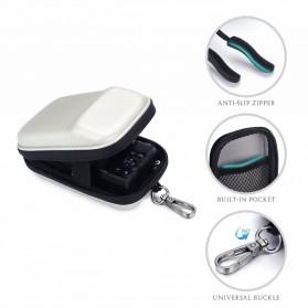 SIV Casing Hardcase Camera Panasonic Lumix DC-TZ90 TZ90 TZ80 TZ70 TZ60 - Black - 5