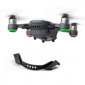 Battery Buckle Holder Anti Slip Strap Cover for DJI Spark - Black