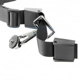DSLR 1/4 Inch Screw Thread Adapter - YR020 - Black - 4