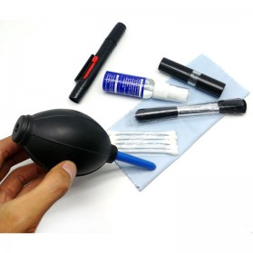 Cleaning Kit Pembersih Layar LCD Smartphone Laptop Lensa Kamera - DKL-6