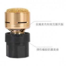 GMark KTV DIY Microphone Dynamic Driver - BIK9 - Black - 2