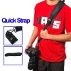 Camera Strap - Quick Rapid Sling Strap Kamera - Black