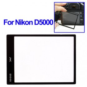 Camera Screen Protector - LCD Protection Cover for Nikon D5000