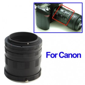 Extension Ring Lensa Canon - S-DLP-1401 - Black