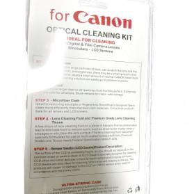 Set Pembersih Cleaning Kit Kamera Canon - DKL-5S - 2
