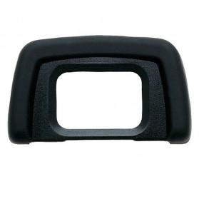 Rubber Eyecup DK-24 for Nikon D5000 - Black