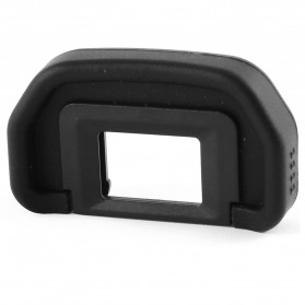 Rubber Eyecup EB for Canon EOS 10D / 20D / 5D Mark II / D60 / A2E - Black