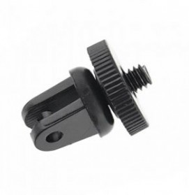 Mini Tripod Mount Adapter for Xiaomi Yi / Xiaomi Yi 2 4K / GoPro - Black - 4