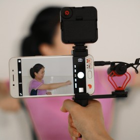 Ulanzi Smartphone Hand Grip Holder - ST-02 - Black - 8