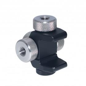 Ulanzi Universal Counterweight Anti-shake for Gimbal Stabilizer - PT-4 - Black - 8