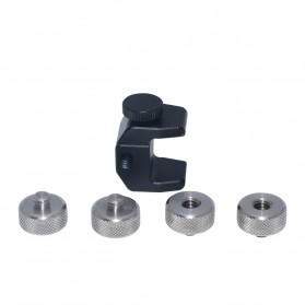 Ulanzi Universal Counterweight Anti-shake for Gimbal Stabilizer - PT-4 - Black - 10