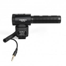 COMICA Shotgun Microphone Condenser Super Cardioid - CVM-V20 - Black - 2