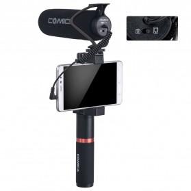 COMICA Shotgun Microphone Condenser Super Cardioid - CVM-V30 LITE - Black - 2