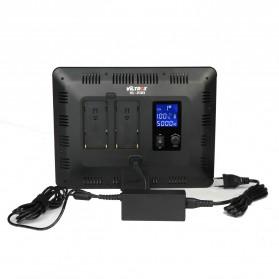 Viltrox Lampu Studio Bi-color Dimmable LED Panel Lighting Kit 75 Inch 3PCS - VL-200T - Black - 3