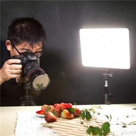 Viltrox Lampu Studio Bi-color Dimmable LED Panel Lighting Kit 75 Inch 3PCS - VL-200T - Black - 5