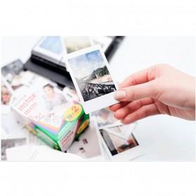 Fujifilm Refill Paper Kertas Foto Instax Mini Tipe Polos Isi 20 - White - 2
