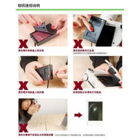Fujifilm Refill Paper Kertas Foto Instax Mini Tipe Polos Isi 20 - White - 4