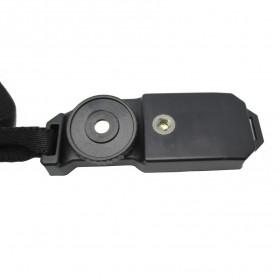 Hand Grip Kulit Kamera Nikon - Black - 3