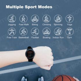 Haylou Solar Jam Tangan Digital Smartwatch Heartrate IP68 Waterproof - LS05 - Black - 7