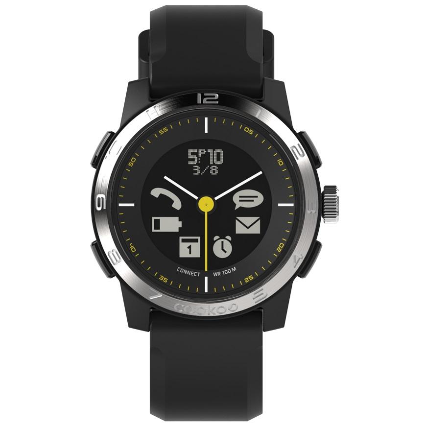 Еще одна версия того, что могут представлять собой умные часы.