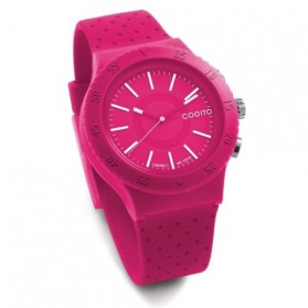 COGITO Pop Fashion Connected Watch - Raspberry Crush