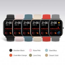 Xiaomi Amazfit GTS Sport Smartwatch Bluetooth 5.0 - A1914 - Black - 4
