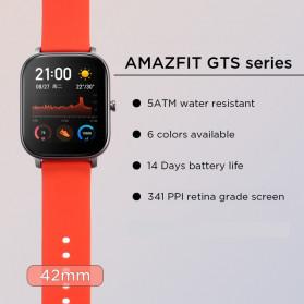Xiaomi Amazfit GTS Sport Smartwatch Bluetooth 5.0 - A1914 - Black - 5