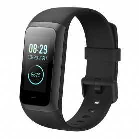 Xiaomi Huami Amazfit Band Cor 2 Sport Smartwatch Heart Rate Monitor Waterproof - Black - 6