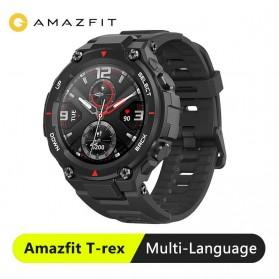 Xiaomi Amazfit T-REX Sport Smartwatch GPS Heart Rate Bluetooth 5.0 - A1919 - Black - 1