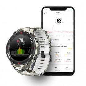 Xiaomi Amazfit T-REX Sport Smartwatch GPS Heart Rate Bluetooth 5.0 - A1919 - Black - 5