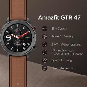 Xiaomi Amazfit GTR Sport Smartwatch Bluetooth 5.0 47mm - A1902 - Black - 2