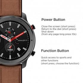 Xiaomi Amazfit GTR Sport Smartwatch Bluetooth 5.0 47mm - A1902 - Black - 5