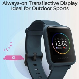 Xiaomi Amazfit Bip S Lite Sport Smartwatch Heart Rate Bluetooth 5.0 - A1823 - Blue - 4