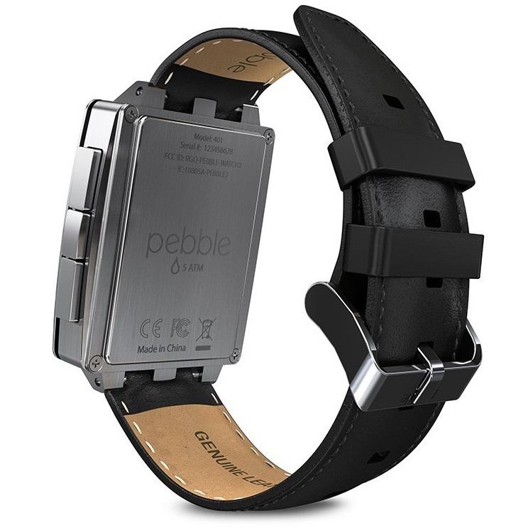 Long Pebble Steel Watch Bands - reddit.com