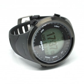Spovan GL004 GPS Watch Tracker for Outdoor Traveling - Black White - 3