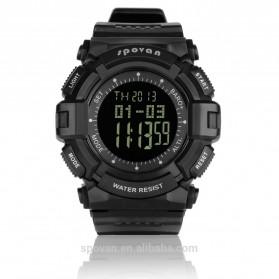 Trend Fashion Pria Terbaru - Spovan Blade IV Sport Watch for Outdoor Traveling - Black