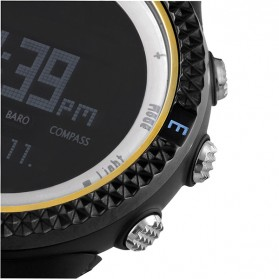 Spovan FX801 Waterproof Sport Watch for Outdoor Traveling - Silver - 5