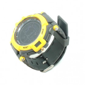 Spovan Mingo II Waterproof Sport Watch for Outdoor Traveling - Yellow - 2