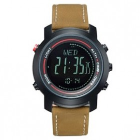 Spovan MG01 Sport Watch for Outdoor Traveling - Brown - 1
