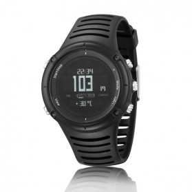Spovan SPV808 Sport Watch for Outdoor Traveling - Black - 2
