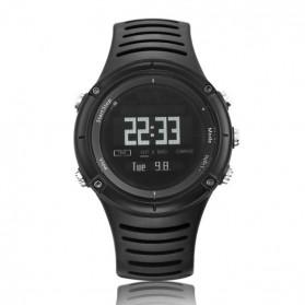 Spovan SPV808 Sport Watch for Outdoor Traveling - Black - 3