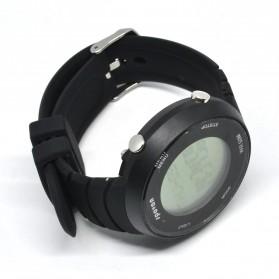 Spovan SPV900 Waterproof Fitness Watch Pedometer Heartrate Monitor - Black - 2